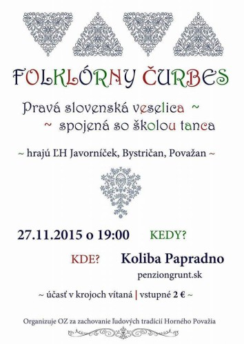 folklorny curbes