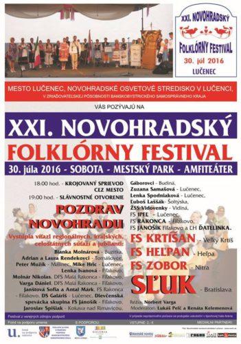 Novohradsky FF program