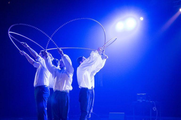 Skupina z maďarského Tapolca; zdroj www.cultus.sk