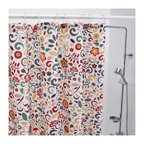 IKEA sprchový záves