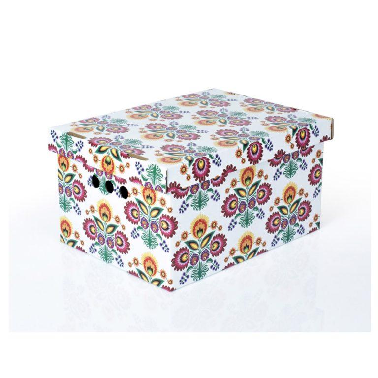 Papierova krabica; www.dekoracnekrabice.sk