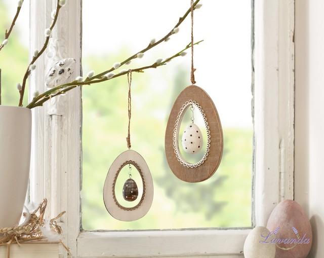 Drevené vajíčko